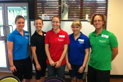 JCU Speech Pathology Students at TCLC