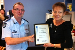 Townsville Police Acknowledged